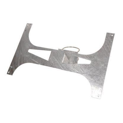 — 069781 — Gallagher Voor bevestiging van het zonnepaneel aan de muur, paal of op inbraakwerende kast. 069781 —