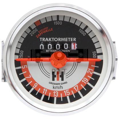 — 15402288 — Mc-Cormick en IHC,,Tractormeter, 15402288 — Mc-Cormick en IHC