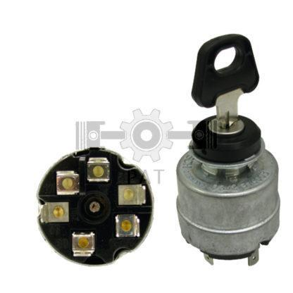 60 L drum Kroon olie Armado Synth LSP Ultra 5W-30 — 15402727 — Mc-Cormick en IHC,,Gloei-startschakelaar, 15402727 —
