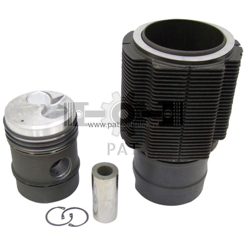 60 L drum Kroon olie Armado Synth LSP Ultra 5W-30 — 154042006 — Deutz,FL 514,Zuiger en cilinderset, 154042006 —