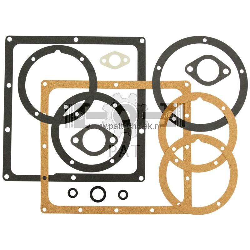 60 L drum Kroon olie Armado Synth LSP Ultra 5W-30 — 154042052 — Deutz,F2M 414,Pakkingset, 154042052 —