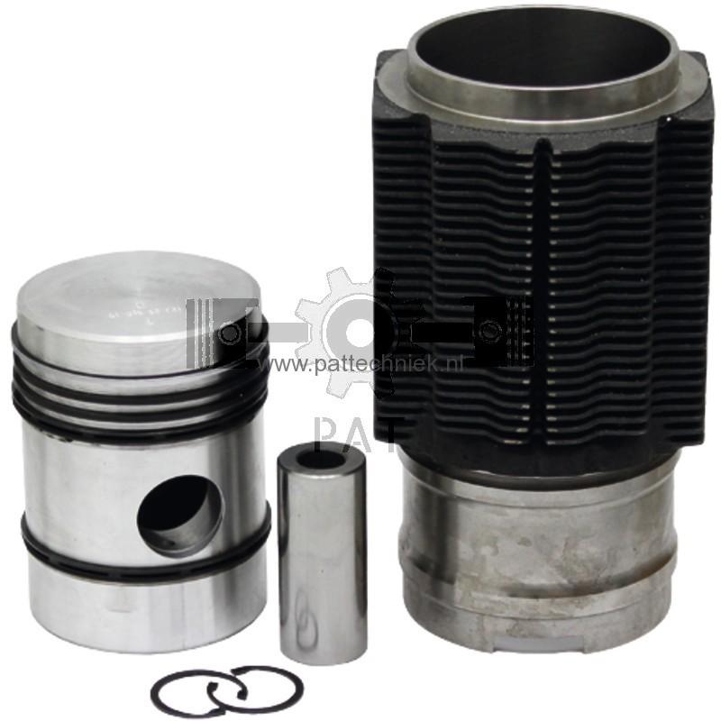 60 L drum Kroon olie Armado Synth LSP Ultra 5W-30 — 154042152 — Deutz,FL 514,Zuiger en cilinderset, 154042152 —