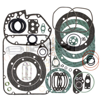 60 L drum Kroon olie Armado Synth LSP Ultra 5W-30 — 154042179 — Kramer,F2L 812,Pakkingset, 154042179 —