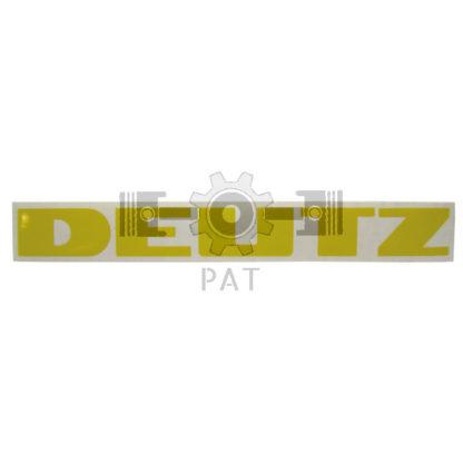 — 154049017 — Deutz,,Sticker, 154049017 — Deutz