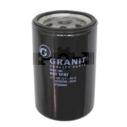 60 L drum Kroon olie Armado Synth LSP Ultra 5W-30 — 154049210 — Deutz,,Brandstoffilter <br> WK731, 154049210 —