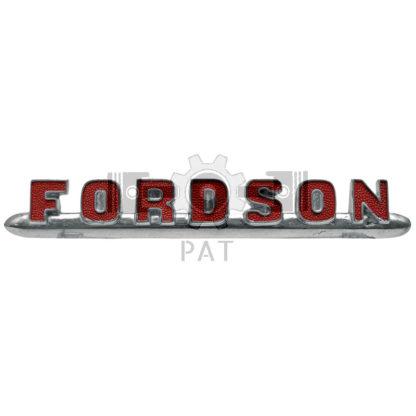 — 15405052 — Fordson en Ford,,Embleem, 15405052 — Fordson en Ford