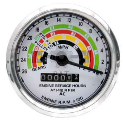 — 15405073 — Fordson en Ford,,Tractormeter, 15405073 — Fordson en Ford