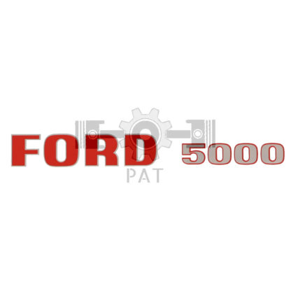 — 15405259 — Fordson en Ford,,Stickerset, 15405259 — Fordson en Ford