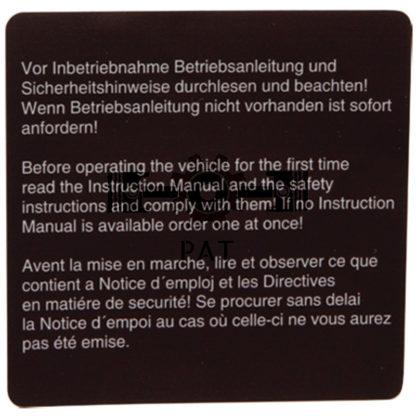60 L drum Kroon olie Armado Synth LSP Ultra 5W-30 — 154131005 — Mercedes Benz,,Sticker, 154131005 —