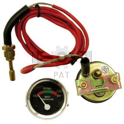 60 L drum Kroon olie Armado Synth LSP Ultra 5W-30 — 15415082 — Massey Ferguson,,Temperatuurmeter, 15415082 —