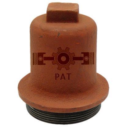 60 L drum Kroon olie Armado Synth LSP Ultra 5W-30 — 15415099 — Massey Ferguson,,Afsluitkap, 15415099 —