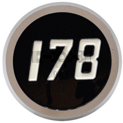 60 L drum Kroon olie Armado Synth LSP Ultra 5W-30 — 15415424 — Massey Ferguson,,Embleem, 15415424 —