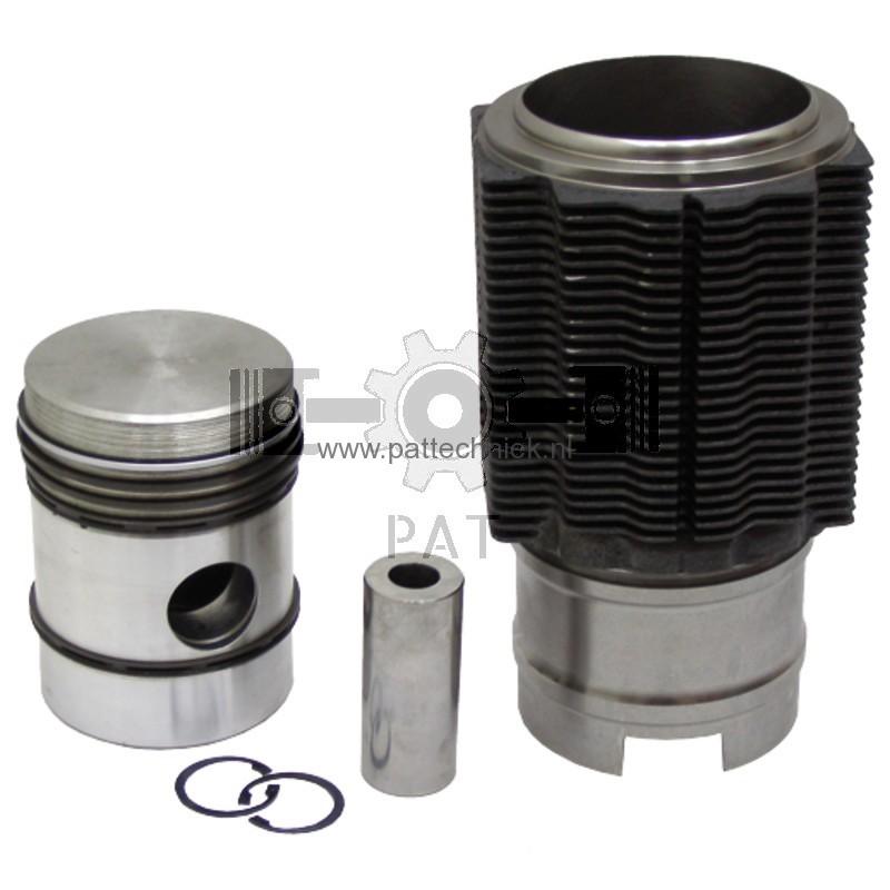 60 L drum Kroon olie Armado Synth LSP Ultra 5W-30 — 1542912877 — Deutz,FL 514,Zuiger en cilinderset, 1542912877 —