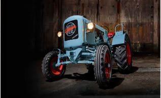 Onderdelen Klassieke tractoren.