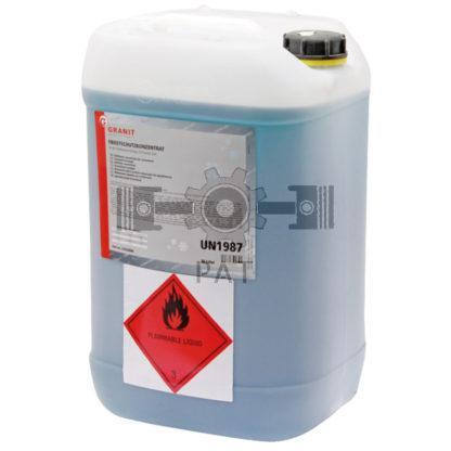 — 320320040 — 25,0 liter kunststof jerrycan — GRANIT