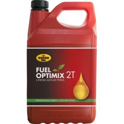 5 L can Kroon-Oil Fuel Optimix 2T