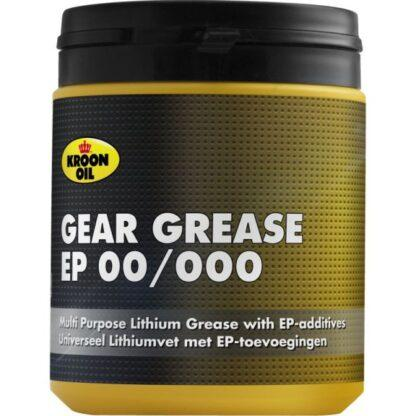 600 g pot Kroon-Oil Gear Grease EP 00/000