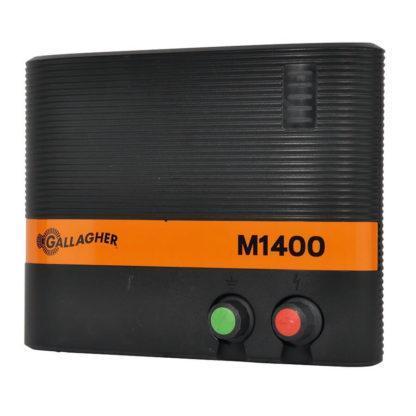 60 L drum Kroon olie Armado Synth LSP Ultra 5W-30 — 324319 — Gallagher De M1400 is een robuust lichtnetapparaat geschikt voor een afrastering tot 55 km. Het apparaat heeft een ingebouwde bliksembeveiliging en beschikt over een LED bar aan de voorkant, waaraan het voltage van de afrastering is af te lezen. 324319 —