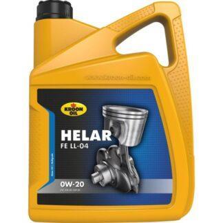 5 L can Kroon-Oil Helar FE LL-04 0W-20