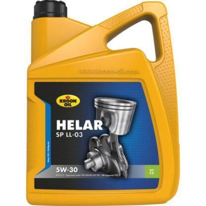 5 L can Kroon-Oil Helar SP LL-03 5W-30