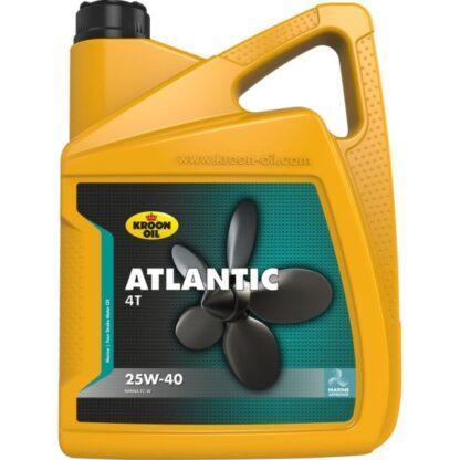 5 L can Kroon-Oil Atlantic 4T 25W-40