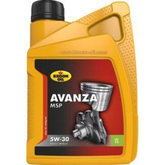 1 L flacon Kroon-Oil Avanza MSP 5W-30