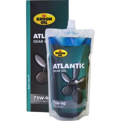 500 ml pouch Kroon-Oil Atlantic Gear Oil 75W-90