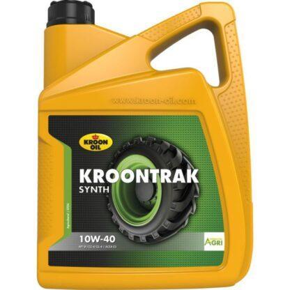 5 L can Kroon-Oil Kroontrak Synth 10W-40