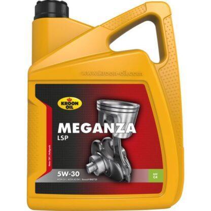 5 L can Kroon-Oil Meganza LSP 5W-30