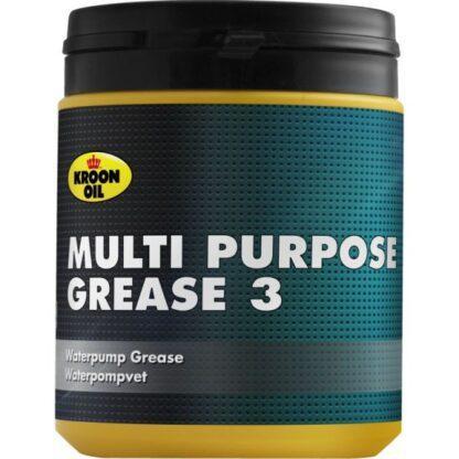 600 g pot Kroon-Oil Multi Purpose Grease 3
