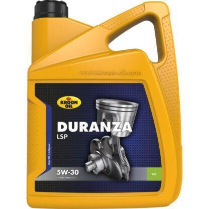 5 L can Kroon-Oil Duranza LSP 5W-30