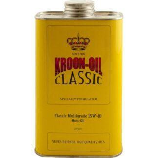 1 L blik Kroon-Oil Classic Multigrade 15W-40
