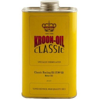 1 L blik Kroon-Oil Classic Racing Oil 15W-50