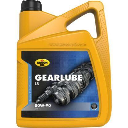 5 L can Kroon-Oil Gearlube LS 80W-90