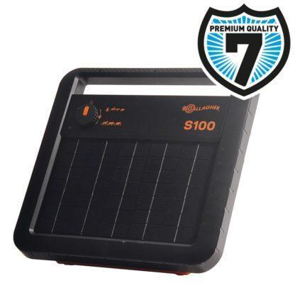 60 L drum Kroon olie Armado Synth LSP Ultra 5W-30 — 346304 — Gallagher Met de S100 kunt u nu gemakkelijk een afrastering van 10 km plaatsen zonder dat u zelf de batterij hoeft op te laden. Dit krachtige apparaat dat werkt op zonne-energie, is snel te installeren en gemakkelijk te vervoeren. Geen gedoe meer met lege batterijen, met de S100 heeft u zelfs 3 weken zonder zon nog stroom! 346304 —