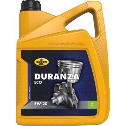 5 L can Kroon-Oil Duranza ECO 5W-20