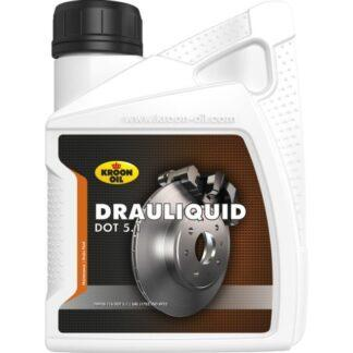 500 ml flacon Kroon-Oil Drauliquid DOT 5.1