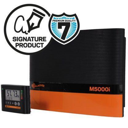 60 L drum Kroon olie Armado Synth LSP Ultra 5W-30 — 379326 — Gallagher De M5000i is het nieuwe krachtigste schrikdraadapparaat van de i Series. Deze inteligente krachtpatser heeft genoeg capaciteit voor afrasteringen tot 100km. De unieke meegeleverde externe display; maakt het bedienen en aflezen tot een afstand van 50 meter van het schrikdraadapparaat mogelijk. Het apparaat is te gebruiken en uit te breiden met alle i Series apparaten. 379326 —