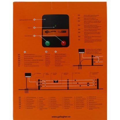 — 384306 — Weideafrastering M160 — Gallagher