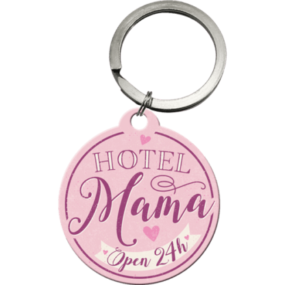 60 L drum Kroon olie Armado Synth LSP Ultra 5W-30 — NA48031 — Key Chain Round 'Hotel Mama' —
