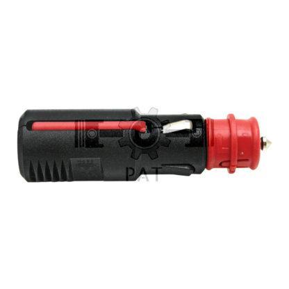 — 50751306132 — 8 ampère, met aansluithuls voor normstekker, sigarettenaansteker-aansluiting, gedwongen trekontlasti — GRANIT