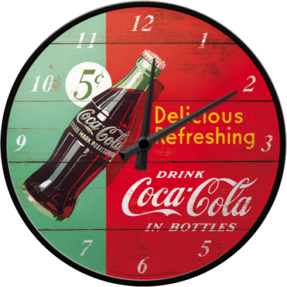 60 L drum Kroon olie Armado Synth LSP Ultra 5W-30 — NA51068 — Wall Clock 'Coca-Cola - Delicious Refreshing Green' —