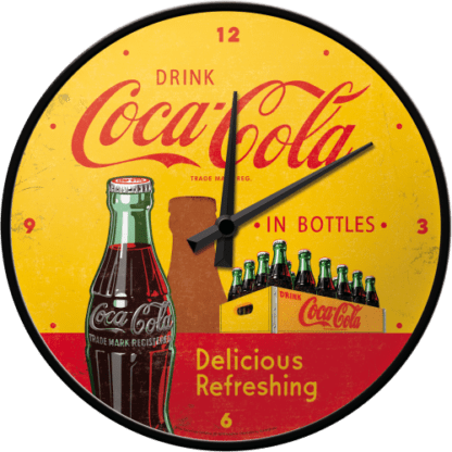 60 L drum Kroon olie Armado Synth LSP Ultra 5W-30 — NA51069 — Wall Clock 'Coca-Cola - In Bottles Yellow' —