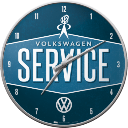 60 L drum Kroon olie Armado Synth LSP Ultra 5W-30 — NA51079 — Wall Clock 'VW Service' —
