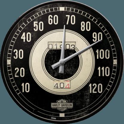 60 L drum Kroon olie Armado Synth LSP Ultra 5W-30 — NA51084 — Wall Clock 'Harley-Davidson Tacho' —