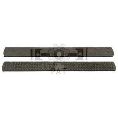 — 58016161 — rasplengte: 35 cm, handvatlengtet: 12,5 cm, Duitse kwaliteitsrasp — GRANIT