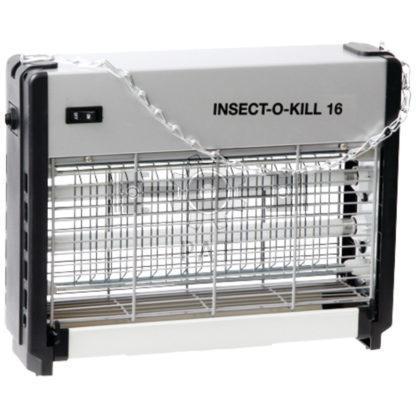 — 580211511 — Aluminium behuizing, 2 x 8 Watt-lampen UV  <br>  Spanning: 230 V  <br>  Spanning gaas: 2500 V <br> B — GRANIT