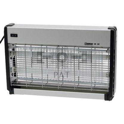 — 58070853 — 2 x 15 Watt-lampen UV  <br>  Bereik: ca. 100 m²  <br>  Spanning: 230 V  <br>  Spanning gaas: 2500 V — GRANIT