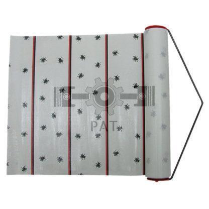 — 58070858 — 10 m x 0,25 m, met houder, kleefstof voor het bestrijden van vliegen in stallen — GRANIT