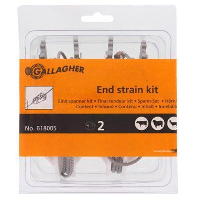 60 L drum Kroon olie Armado Synth LSP Ultra 5W-30 — 618005 — Gallagher Kit voor het eenvoudig opspannen van EquiWire of High Tensile met dop-/steeksleutel of spanner (695303). Maakt het knopen van draad overbodig. Te gebruiken in combinatie met alle houten Gallagher palen. 618005 —